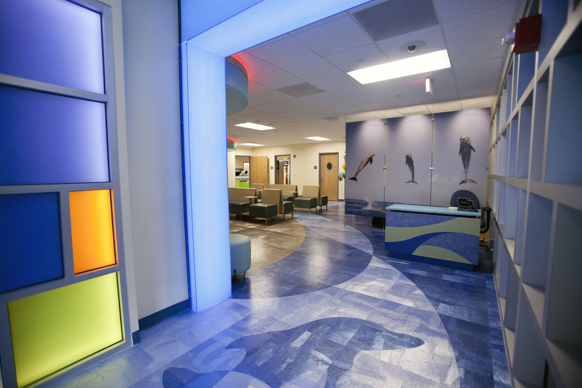 an overview of the primary care clinic located in childrens hospital Hughes spalding hospital is located in downtown atlanta near edgewood avenue and grady memorial hospital this facility offers many services including an emergency department open 24 hours a day.