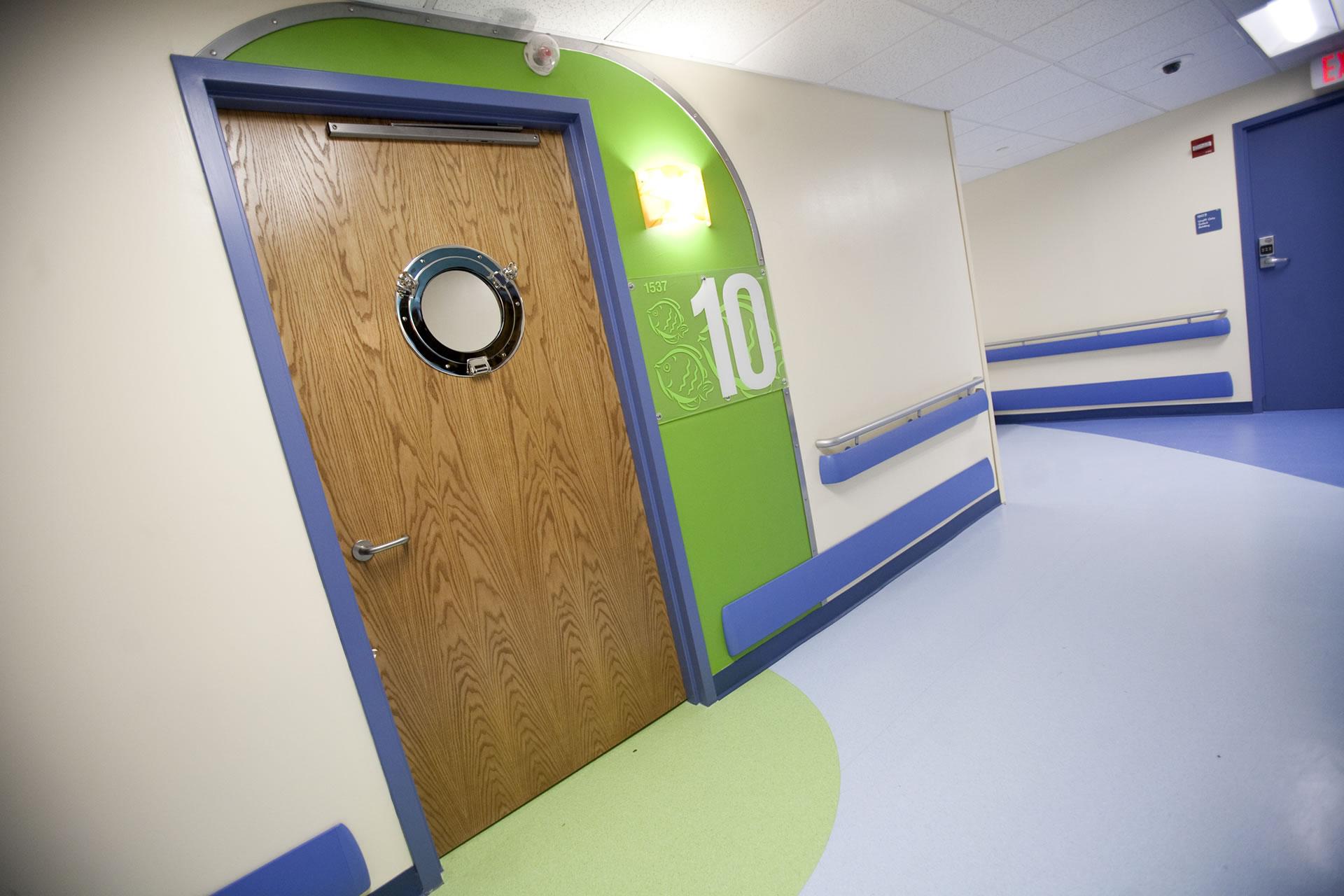 State-of-the-Art Pediatric Emergency Room » Pediatric Residency ...