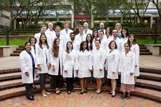 UF Department of Pediatrics - PGY 1 - 2017