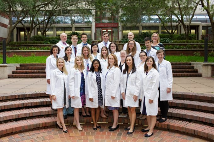 UF Department of Pediatrics - PGY 3 - 2017