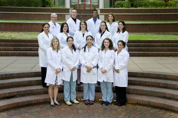University of Florida - Residents - Class of 2012