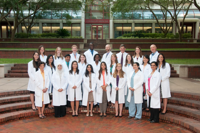 Class of 2015 - Residency Program - University of Florida