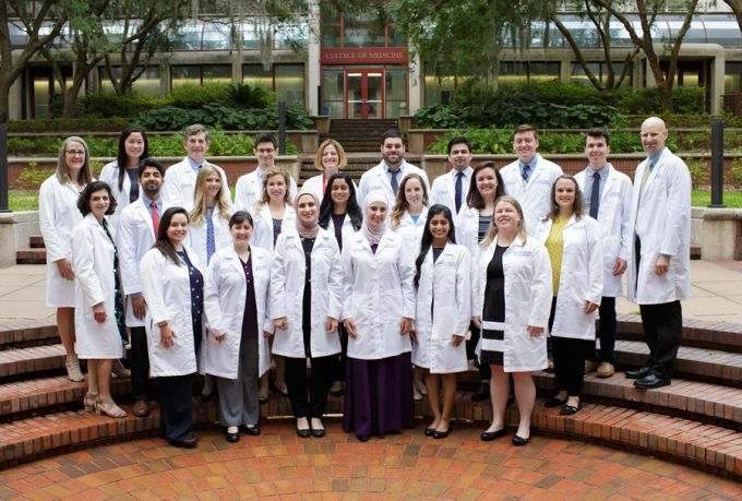 Pediatric Residency Class 2021