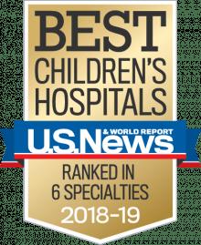 Best Children's Hospital